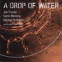 A Drop Of Water - CD coverart