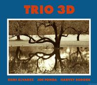 Trio 3D - CD coverart