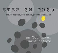 As You Never Said Before - CD coverart