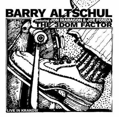 """Barry Altschul 3Dom Factor"" - For Tune, 2014"