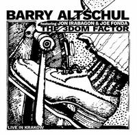 Barry Altschul 3Dom Factor - CD coverart