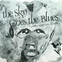 The Sky Cries The Blues - CD coverart