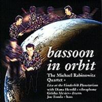 Bassoon in Orbit - CD coverart