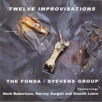 """Twelve Improvisations"" - Leo Records, 2004"
