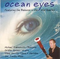 Ocean Eyes - CD coverart