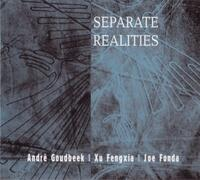 Separate Realities - CD coverart