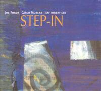 Step-In - CD coverart