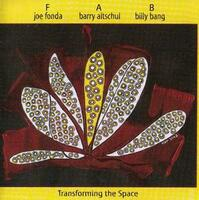 Transforming the Space - CD coverart
