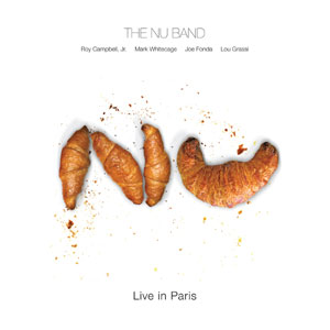 Live in Paris - The Nu Band